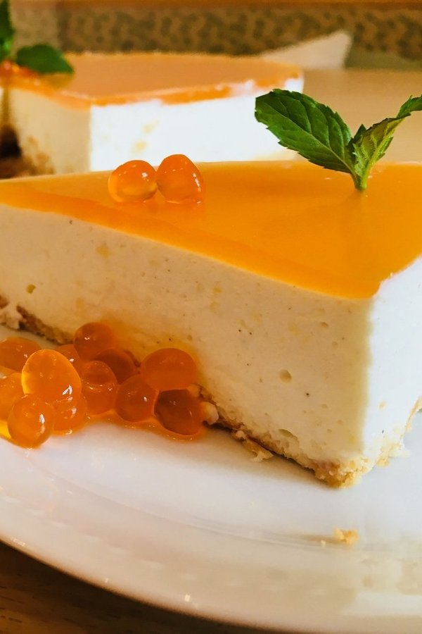 Amarillo Marillen Cheesecake