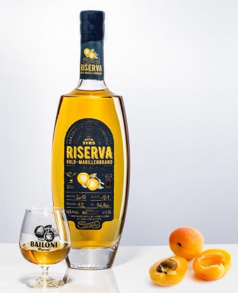 RISERVA Gold-Marillenbrand