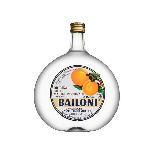 Original Bailoni Gold-Marillenschnaps