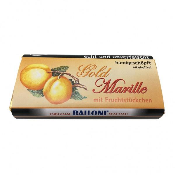 Gold-Marillen Schokolade alkoholfrei